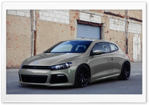 Volkswagen vw Scirocco - jessy descarpentrie HD Wide Wallpaper for Widescreen