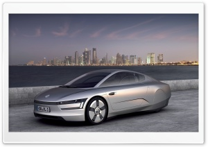 Volkswagen XL1 HD Wide Wallpaper for Widescreen