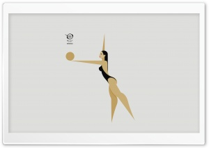 Volleyball HD Wide Wallpaper for 4K UHD Widescreen desktop & smartphone