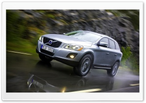 Volvo Car 1 HD Wide Wallpaper for Widescreen