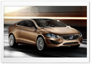 Volvo S60 2010 HD Wide Wallpaper for Widescreen