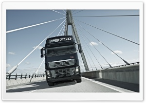 Volvo Truck HD Wide Wallpaper for 4K UHD Widescreen desktop & smartphone