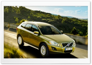 Volvo XC60 HD Wide Wallpaper for Widescreen