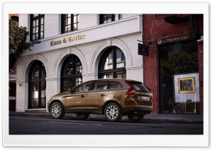Volvo XC60 France HD Wide Wallpaper for Widescreen