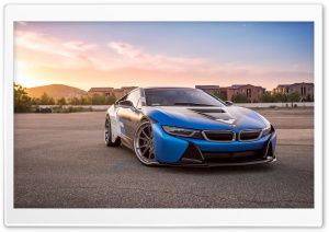 Vorsteiner BMW i8 VR E Ultra HD Wallpaper for 4K UHD Widescreen desktop, tablet & smartphone