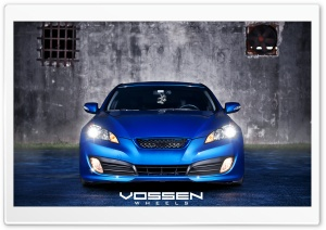 Vossen Hyundai Genesis HD Wide Wallpaper for Widescreen