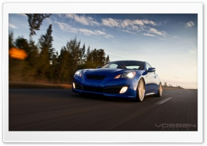 Vossen Wheels Genesis Roller HD Wide Wallpaper for Widescreen