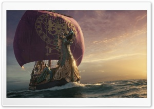 Voyage Of The Dawn Treader HD Wide Wallpaper for Widescreen