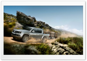 VW Amarok HD Wide Wallpaper for 4K UHD Widescreen desktop & smartphone