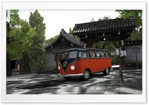 VW T1 HD Wide Wallpaper for Widescreen