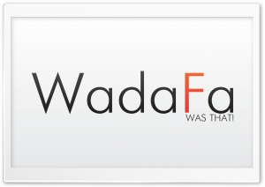 WadaFa HD Wide Wallpaper for Widescreen