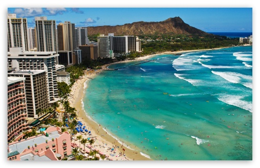 Waikiki Beach HD wallpaper for Wide 16:10 5:3 Widescreen WHXGA WQXGA WUXGA WXGA WGA ; HD 16:9 High Definition WQHD QWXGA 1080p 900p 720p QHD nHD ; Standard 4:3 5:4 3:2 Fullscreen UXGA XGA SVGA QSXGA SXGA DVGA HVGA HQVGA devices ( Apple PowerBook G4 iPhone 4 3G 3GS iPod Touch ) ; Tablet 1:1 ; iPad 1/2/Mini ; Mobile 4:3 5:3 3:2 16:9 5:4 - UXGA XGA SVGA WGA DVGA HVGA HQVGA devices ( Apple PowerBook G4 iPhone 4 3G 3GS iPod Touch ) WQHD QWXGA 1080p 900p 720p QHD nHD QSXGA SXGA ; Dual 16:10 5:3 16:9 4:3 5:4 WHXGA WQXGA WUXGA WXGA WGA WQHD QWXGA 1080p 900p 720p QHD nHD UXGA XGA SVGA QSXGA SXGA ;