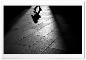 Walking Fast HD Wide Wallpaper for 4K UHD Widescreen desktop & smartphone