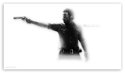 WalkingDead RickGrimes ❤ 4K UHD Wallpaper for 4K UHD 16:9 Ultra High Definition 2160p 1440p 1080p 900p 720p ; Mobile 16:9 - 2160p 1440p 1080p 900p 720p ;