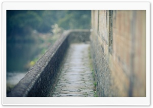Walkway HD Wide Wallpaper for Widescreen