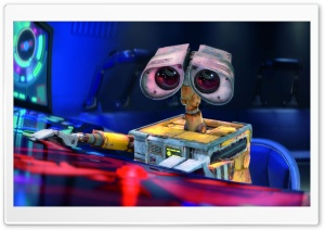 Wall E HD Wide Wallpaper for Widescreen