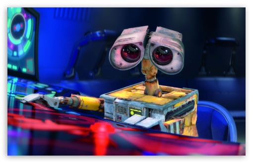 Wall E HD wallpaper for Wide 16:10 5:3 Widescreen WHXGA WQXGA WUXGA WXGA WGA ; HD 16:9 High Definition WQHD QWXGA 1080p 900p 720p QHD nHD ; Standard 4:3 5:4 Fullscreen UXGA XGA SVGA QSXGA SXGA ; iPad 1/2/Mini ; Mobile 4:3 5:3 3:2 16:9 5:4 - UXGA XGA SVGA WGA DVGA HVGA HQVGA devices ( Apple PowerBook G4 iPhone 4 3G 3GS iPod Touch ) WQHD QWXGA 1080p 900p 720p QHD nHD QSXGA SXGA ; Dual 16:10 5:3 16:9 4:3 5:4 WHXGA WQXGA WUXGA WXGA WGA WQHD QWXGA 1080p 900p 720p QHD nHD UXGA XGA SVGA QSXGA SXGA ;