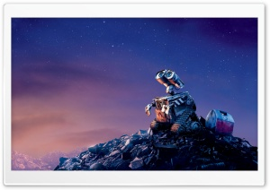 Wall-E Ultra HD Wallpaper for 4K UHD Widescreen desktop, tablet & smartphone