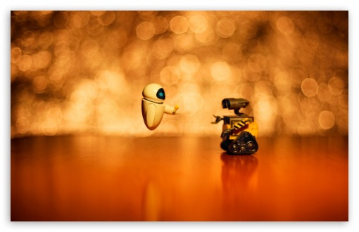 Wall-E And Eve HD wallpaper for Wide 16:10 5:3 Widescreen WHXGA WQXGA WUXGA WXGA WGA ; HD 16:9 High Definition WQHD QWXGA 1080p 900p 720p QHD nHD ; Standard 4:3 5:4 3:2 Fullscreen UXGA XGA SVGA QSXGA SXGA DVGA HVGA HQVGA devices ( Apple PowerBook G4 iPhone 4 3G 3GS iPod Touch ) ; Tablet 1:1 ; iPad 1/2/Mini ; Mobile 4:3 5:3 3:2 16:9 5:4 - UXGA XGA SVGA WGA DVGA HVGA HQVGA devices ( Apple PowerBook G4 iPhone 4 3G 3GS iPod Touch ) WQHD QWXGA 1080p 900p 720p QHD nHD QSXGA SXGA ; Dual 16:10 5:3 16:9 4:3 5:4 WHXGA WQXGA WUXGA WXGA WGA WQHD QWXGA 1080p 900p 720p QHD nHD UXGA XGA SVGA QSXGA SXGA ;