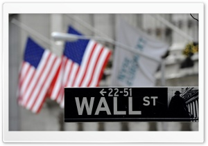 Wall Street HD Wide Wallpaper for Widescreen