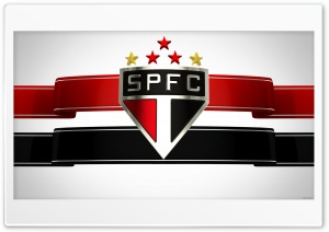 Wallpaper SPFC - white version HD Wide Wallpaper for Widescreen