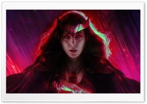 Wandavision 2021 Ultra HD Wallpaper for 4K UHD Widescreen desktop, tablet & smartphone