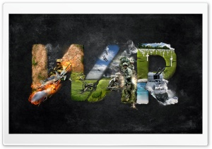 War HD Wide Wallpaper for Widescreen