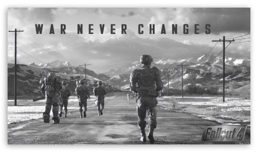 War never changes 2 ❤ 4K UHD Wallpaper for 4K UHD 16:9 Ultra High Definition 2160p 1440p 1080p 900p 720p ; Mobile 16:9 - 2160p 1440p 1080p 900p 720p ;