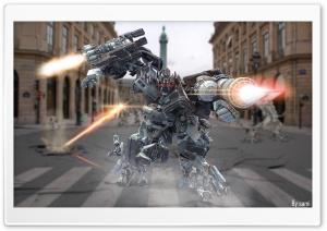 War of Robots Ultra HD Wallpaper for 4K UHD Widescreen desktop, tablet & smartphone