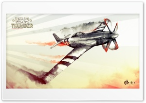 War Thunder HD Wide Wallpaper for Widescreen