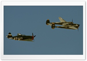 Warbirds HD Wide Wallpaper for 4K UHD Widescreen desktop & smartphone