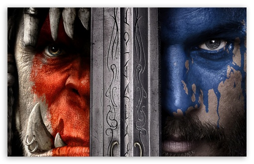 Warcraft 2016 Movie ❤ 4K UHD Wallpaper for Wide 16:10 5:3 Widescreen WHXGA WQXGA WUXGA WXGA WGA ; 4K UHD 16:9 Ultra High Definition 2160p 1440p 1080p 900p 720p ; Tablet 1:1 ; iPad 1/2/Mini ; Mobile 4:3 5:3 3:2 16:9 - UXGA XGA SVGA WGA DVGA HVGA HQVGA ( Apple PowerBook G4 iPhone 4 3G 3GS iPod Touch ) 2160p 1440p 1080p 900p 720p ;