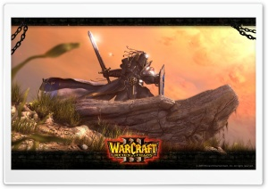 Warcraft 3 HD Wide Wallpaper for Widescreen