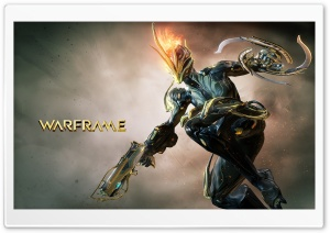 Warframe - Ember Prime HD Wide Wallpaper for 4K UHD Widescreen desktop & smartphone