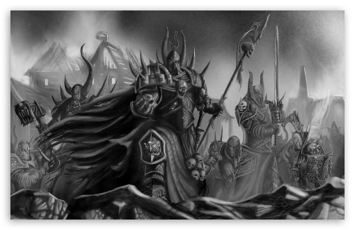Warhammer 40000 Black and White Art HD wallpaper for Wide 16:10 5:3 Widescreen WHXGA WQXGA WUXGA WXGA WGA ; HD 16:9 High Definition WQHD QWXGA 1080p 900p 720p QHD nHD ; Standard 4:3 3:2 Fullscreen UXGA XGA SVGA DVGA HVGA HQVGA devices ( Apple PowerBook G4 iPhone 4 3G 3GS iPod Touch ) ; iPad 1/2/Mini ; Mobile 4:3 5:3 3:2 16:9 - UXGA XGA SVGA WGA DVGA HVGA HQVGA devices ( Apple PowerBook G4 iPhone 4 3G 3GS iPod Touch ) WQHD QWXGA 1080p 900p 720p QHD nHD ;