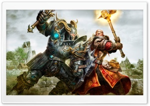 Warhammer Online: Age of Reckoning HD Wide Wallpaper for Widescreen