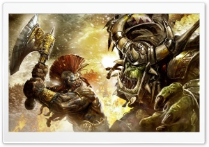 Warhammer Online Age of Reckoning HD Wide Wallpaper for Widescreen