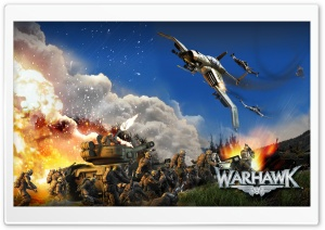 Warhawk HD Wide Wallpaper for Widescreen