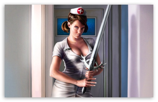 Warrior Nurse HD wallpaper for Wide 16:10 5:3 Widescreen WHXGA WQXGA WUXGA WXGA WGA ; HD 16:9 High Definition WQHD QWXGA 1080p 900p 720p QHD nHD ; Standard 4:3 5:4 3:2 Fullscreen UXGA XGA SVGA QSXGA SXGA DVGA HVGA HQVGA devices ( Apple PowerBook G4 iPhone 4 3G 3GS iPod Touch ) ; Tablet 1:1 ; iPad 1/2/Mini ; Mobile 4:3 5:3 3:2 16:9 5:4 - UXGA XGA SVGA WGA DVGA HVGA HQVGA devices ( Apple PowerBook G4 iPhone 4 3G 3GS iPod Touch ) WQHD QWXGA 1080p 900p 720p QHD nHD QSXGA SXGA ;