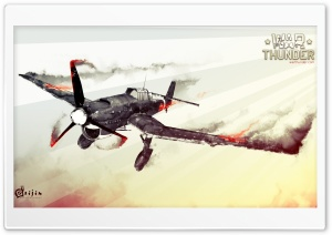 WarThunder HD Wide Wallpaper for Widescreen