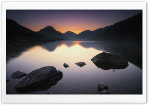 Wast Water Lake, Morning Ultra HD Wallpaper for 4K UHD Widescreen desktop, tablet & smartphone