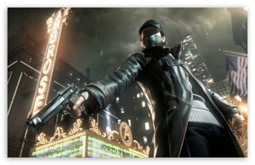 Watch Dogs HD wallpaper for Wide 16:10 5:3 Widescreen WHXGA WQXGA WUXGA WXGA WGA ; HD 16:9 High Definition WQHD QWXGA 1080p 900p 720p QHD nHD ; Standard 3:2 Fullscreen DVGA HVGA HQVGA devices ( Apple PowerBook G4 iPhone 4 3G 3GS iPod Touch ) ; Mobile 5:3 3:2 16:9 - WGA DVGA HVGA HQVGA devices ( Apple PowerBook G4 iPhone 4 3G 3GS iPod Touch ) WQHD QWXGA 1080p 900p 720p QHD nHD ;