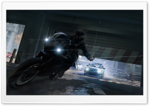 Watch Dogs HD Wide Wallpaper for Widescreen
