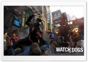 WATCH_DOGS HD Wide Wallpaper for 4K UHD Widescreen desktop & smartphone