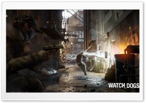 WATCH_DOGS 2013 Video Game HD Wide Wallpaper for 4K UHD Widescreen desktop & smartphone