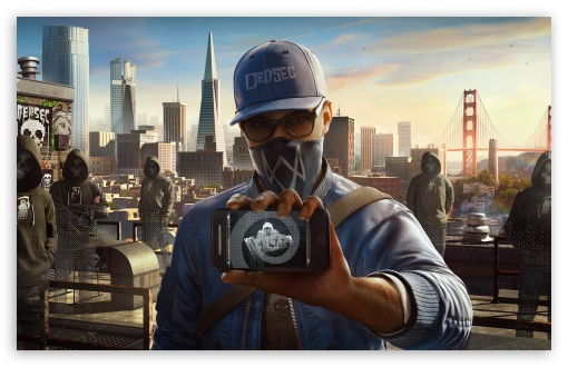Watch Dogs 2 DedSec ❤ 4K UHD Wallpaper for Wide 16:10 5:3 Widescreen WHXGA WQXGA WUXGA WXGA WGA ; UltraWide 21:9 24:10 ; 4K UHD 16:9 Ultra High Definition 2160p 1440p 1080p 900p 720p ; UHD 16:9 2160p 1440p 1080p 900p 720p ; Standard 4:3 5:4 3:2 Fullscreen UXGA XGA SVGA QSXGA SXGA DVGA HVGA HQVGA ( Apple PowerBook G4 iPhone 4 3G 3GS iPod Touch ) ; Smartphone 16:9 3:2 5:3 2160p 1440p 1080p 900p 720p DVGA HVGA HQVGA ( Apple PowerBook G4 iPhone 4 3G 3GS iPod Touch ) WGA ; Tablet 1:1 ; iPad 1/2/Mini ; Mobile 4:3 5:3 3:2 16:9 5:4 - UXGA XGA SVGA WGA DVGA HVGA HQVGA ( Apple PowerBook G4 iPhone 4 3G 3GS iPod Touch ) 2160p 1440p 1080p 900p 720p QSXGA SXGA ; Dual 16:10 5:3 16:9 4:3 5:4 3:2 WHXGA WQXGA WUXGA WXGA WGA 2160p 1440p 1080p 900p 720p UXGA XGA SVGA QSXGA SXGA DVGA HVGA HQVGA ( Apple PowerBook G4 iPhone 4 3G 3GS iPod Touch ) ;
