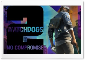 Watch Dogs 2 DLC HD Wide Wallpaper for 4K UHD Widescreen desktop & smartphone