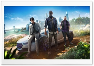 WATCH DOGS 2 Human Conditions DLC video game HD Wide Wallpaper for Widescreen