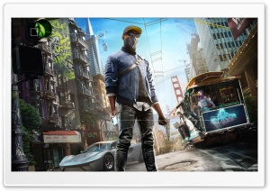 Watch Dogs 2 Season Pass HD Wide Wallpaper for Widescreen