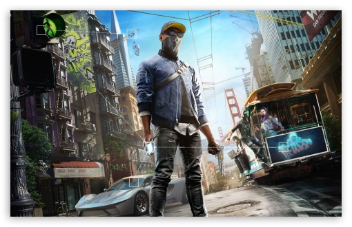 Watch Dogs 2 Season Pass Ultra Hd Desktop Background Wallpaper For 4k Uhd Tv Widescreen Ultrawide Desktop Laptop Tablet Smartphone